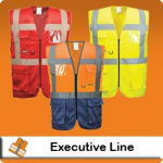 Executive Line Warnwesten