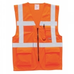 Portwest Profi Warnweste Executive - Orange