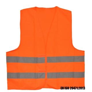 warnweste orange din en iso 20471 2013 1 99. Black Bedroom Furniture Sets. Home Design Ideas