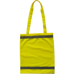 Warnsac Shopping Bag signal gelb