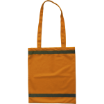 Warnsac Shopping Bag signal orange