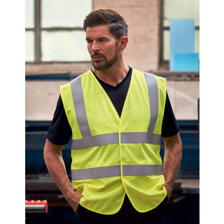 Hi-VIS Anti-Static Flame Retardant Waistcoast